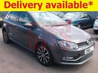 2016 Volkswagen Polo Match TSi 1.2 DAMAGED REPAIRABLE SALVAGE