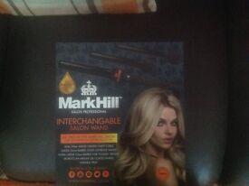 Mark hill interchangeable salon wand