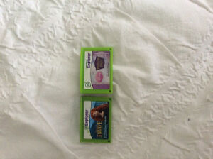 Leap pad games 8.00 each
