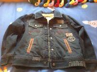 Next Boys Denim Jacket.