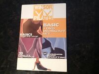 Windsor Pilates DVD set
