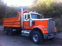 92 Ford L8000 and other equipment