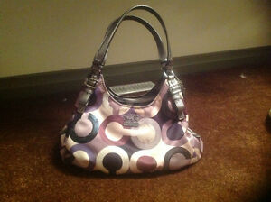 Coach purse - like new Strathcona County Edmonton Area image 1