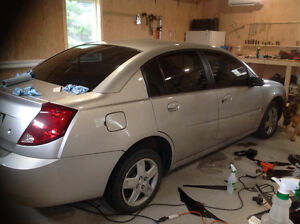 2007 SATURN ION FULLY LOADED  IN HOUSE FINANCING AVAILABLE