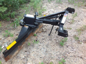 Rear angle grader blade for sale
