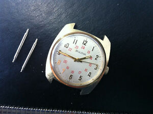 Bulova N5 Vintage Watch  great shape. works well