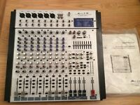 Alto L -12 mixer spares and parts, some faders missing
