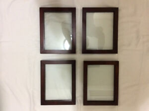 FRAMES - 4 Matched set