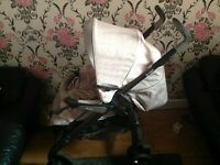 Silver cross travel system/pram/pushchair/car seat