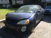 For sale for parts