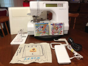 JANOME SEWING AND EMBROIDERY MACHINE & ACCESSORIES