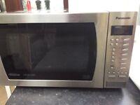 Panasonic micawave NN CT 585S RRP £190