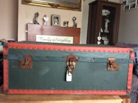 Old trunk £30