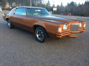1971 Pontiac Grand Prix XP Coupe,400 big block,air, SELL IT
