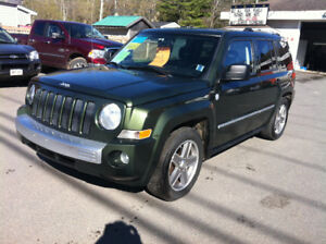 2008 JEEP PATRIOT, 4X4, 832-9000/639-5000, CHECK OUR OTHER ADS!!