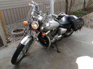 2008 HONDA SHADOW AERO LOW KMS!