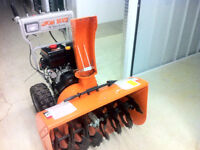 BEAST  36 in. 15 HP Commercial 2-Stage Gas Snowblower