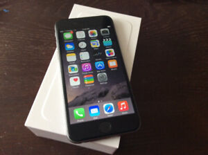iPhone 6 Space Grey Brand New Condition Unlocked
