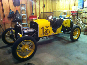 Decided to sell. 1921 Ford Speedster mint.