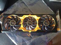 AMD R9 270x SAPPHIRE TOXIC 2GB GPU (Graphics card)