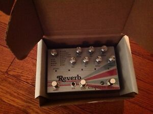 Empress Reverb Almost Brand New