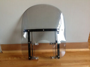 Sportster windscreen