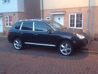 Porsche Cayenne 3.2 S top spec may px swap late 2006 56 plate