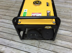 NEW! Durostar 4000watt gas powered Generator