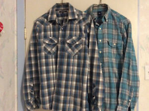 Young men's clothes