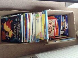 2 Boxes of Children Books
