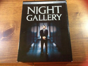 THE NIGHT GALLERY. WITH EARLY BIRD BONUS