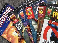 Comic books Marvel