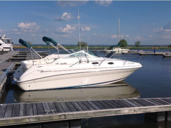 Used 1996 Sea Ray Boats 240 Sundncer