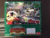 Christmas Train Set (Santa)