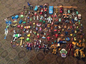 Huge Toy And Game Lot