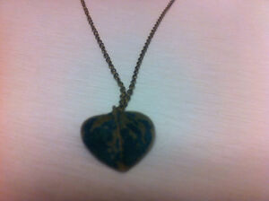 """""""Eucalyptus"""" necklace from Blue Ruby's Michael Michaud"""