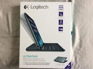 Logitech Ultrathin magnetic clip on keyboard cover