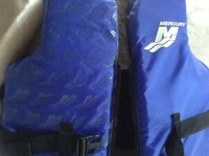 Mercury Brand Life Jacket