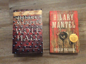 Hilary Mantel 'Wolf Hall' & 'Bring Up The Bones'