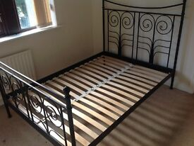 IKEA KINGSIZE BED