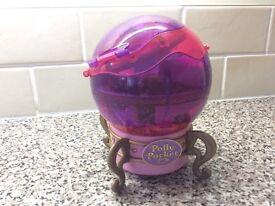 Polly Pocket Globe House