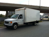 2006 Ford E450 16ft. Cube Van....Certified / E-Tested
