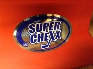 Super Chexx Bubble Dome Hockey Game