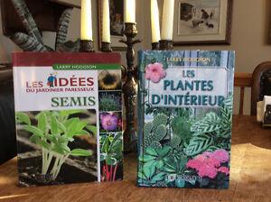 LARRY HODSON  jardinier paresseux SEMIS   idée cadeau