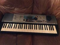 Electric educational Yamaha keyboard PSR-225GM 61 keys