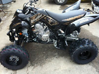 Yamaha Raptor 700, SE For Sale.