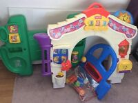 Fisher Price activity house