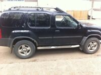 2001 Nissan Xterra NEED GONE ASAP