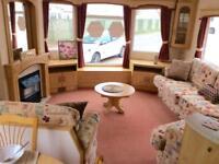 Static Caravan Nr Clacton-on-Sea Essex 2 Bedrooms 6 Berth Atlas Ruby 2003