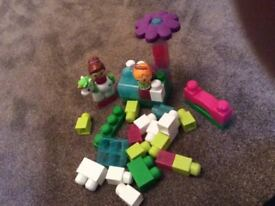 Megablocks - great condition